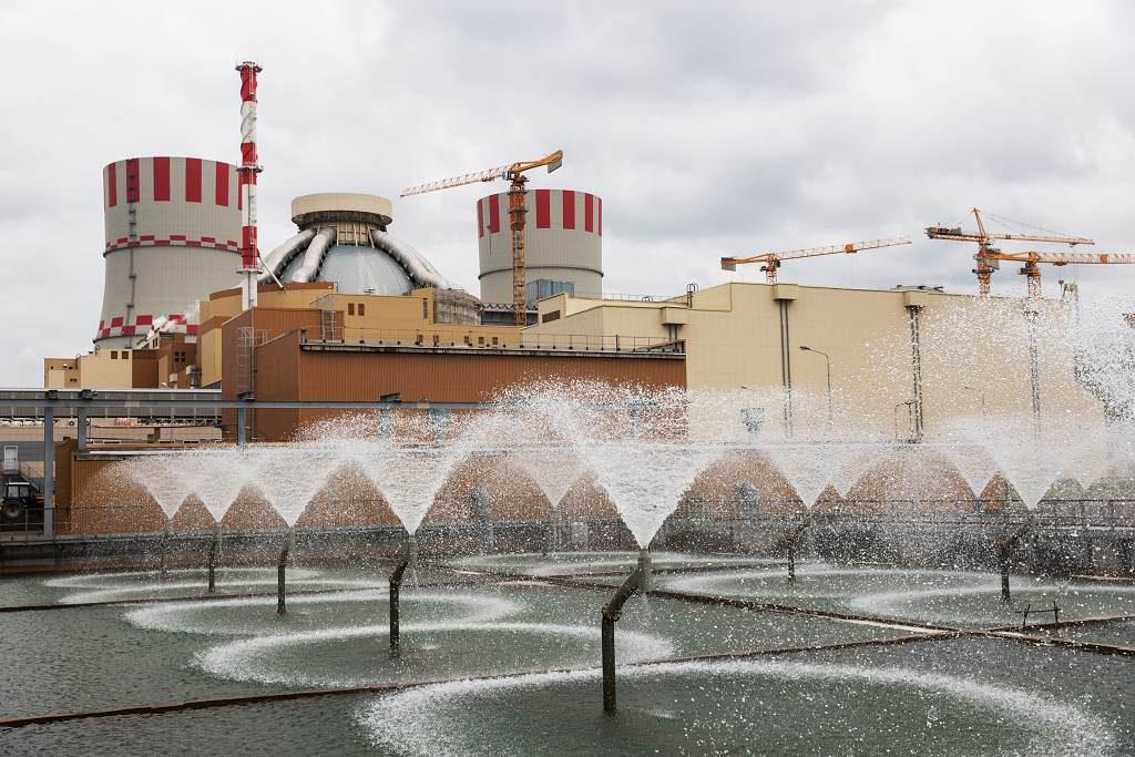 jaderná energie - První blok na světě generace III+ byl uveden do komerčního provozu - Nové bloky ve světě (novovoronezska 1024) 1
