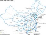 Čína vydala jaderné plány pro rok 2017