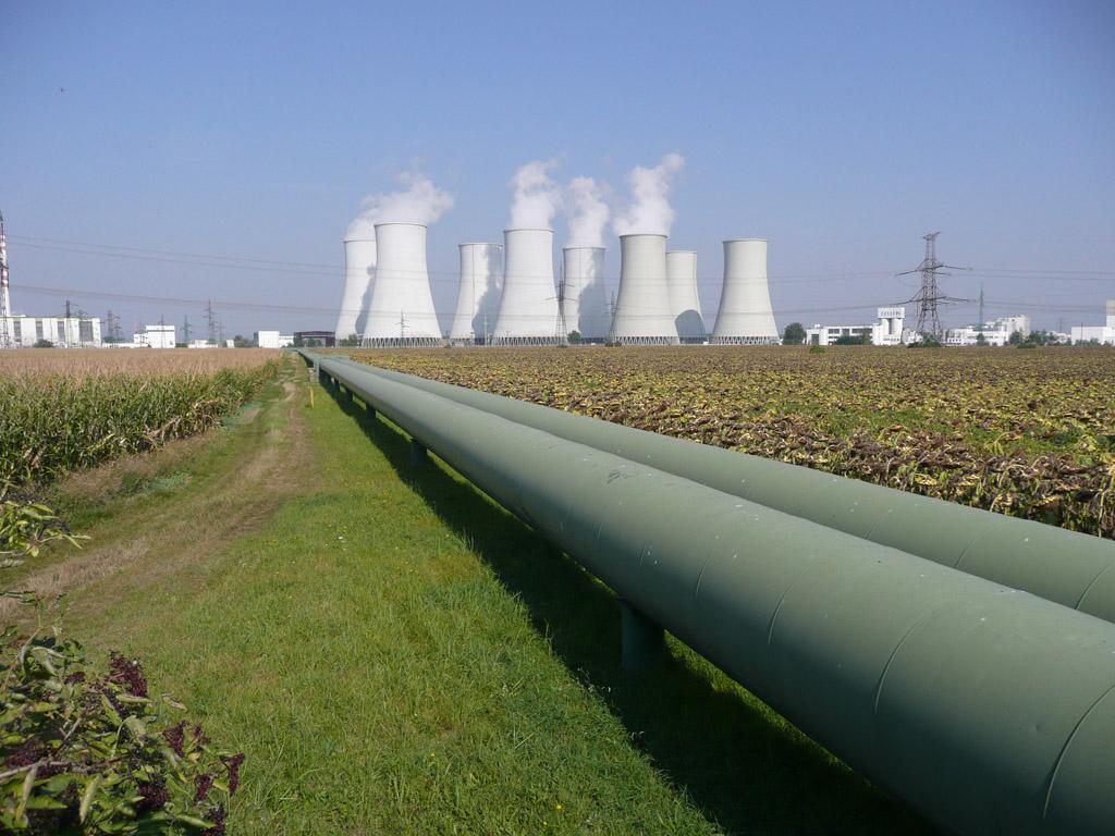 jaderná energie - Seas.sk: Teplo z reaktora nás ohrieva aj doma - Ve světě (teplo ebo 05) 2