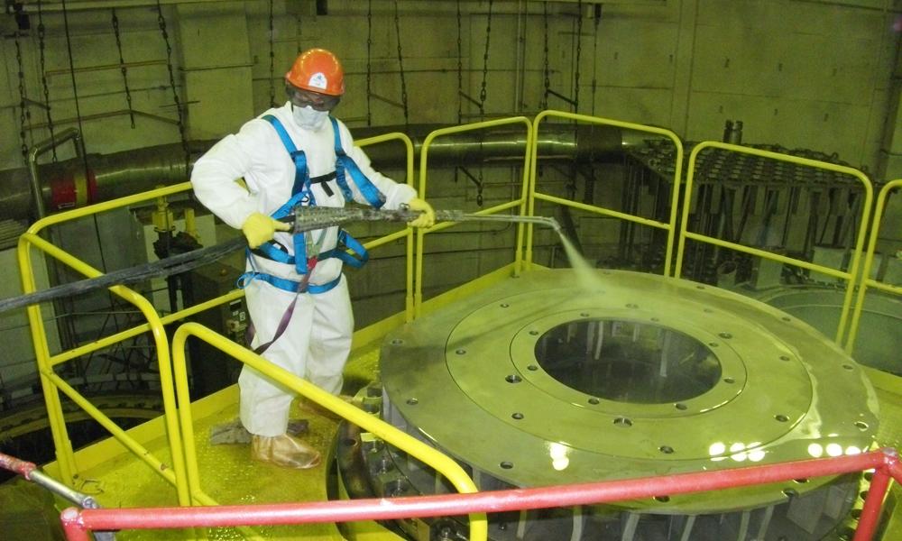 jaderná energie - Nová generace ruských kontejnerů na použité palivo - Back-end (tuc) 1
