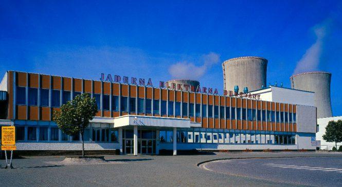 Svaz: Na stavbě jaderných bloků by se měli ze 70 pct podílet Češi
