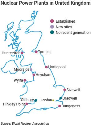 jaderná energie - Británie po celý jeden den vyráběla elektřinu bez využití uhlí - Ve světě (03162) 1