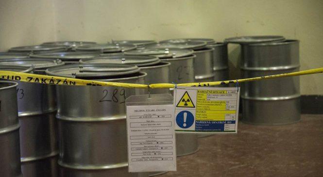 NUVIA podepsala smlouvu s ČEZ na měření pevného radioaktivního odpadu na dalších pět let za 35 milionů korun