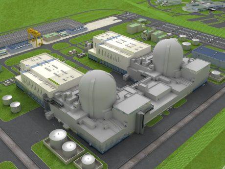 jaderná energie - Korejská energetická společnost KHNP vytváří s lokálními firmami dodavatelský řetězec pro dostavbu českého jádra - Nové bloky v ČR (APR1400 plant 460 KHNP) 1