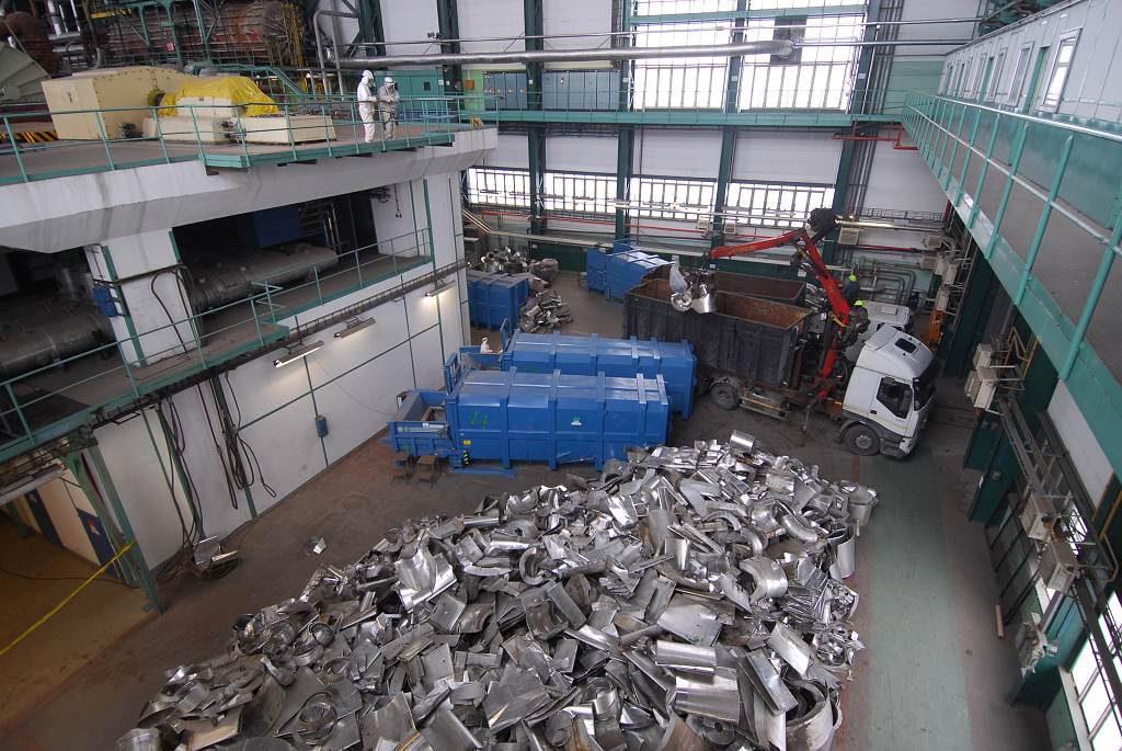 jaderná energie - vEnergetike.sk: JAVYS zhodnotil začiatkom roka desiatky ton odpadu - Back-end (ASC 9860 1024) 1