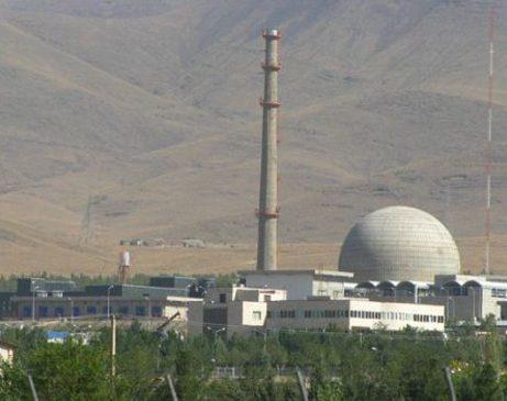 Čínské a íránské firmy podepsaly kontrakt na přepracování íránského reaktoru