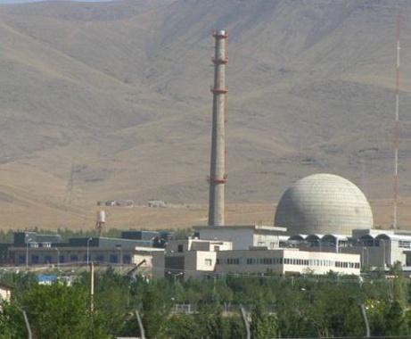 jaderná energie - Čínské a íránské firmy podepsaly kontrakt na přepracování íránského reaktoru - Ve světě (Arak reactor) 1