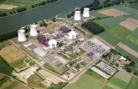 jaderná energie - Na JE Biblis budou brzy zahájeny likvidační práce - Ve světě (Biblis plant RWE 460) 3