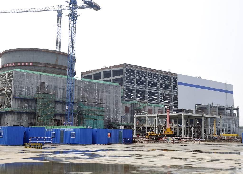 jaderná energie - Euro: Číňané nesmí dostat americké jádro. V USA řeší osud Westinghousu - Ve světě (Haiyang Unit 1 Conventional Island 201206 1024) 1