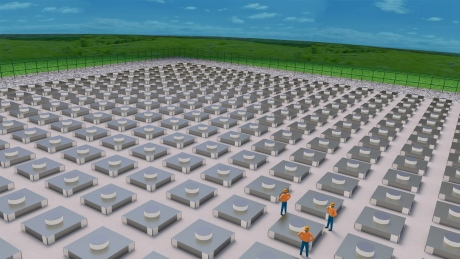 Projekt pro skladiště použitého paliva v Novém Mexiku byl předán regulátorům