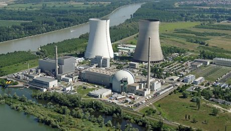 jaderná energie - Společnost EnBW je připravena na zahájení likvidačních prací na JE Philippsburg - Back-end (Philippsburg plant 460 EnBW) 1
