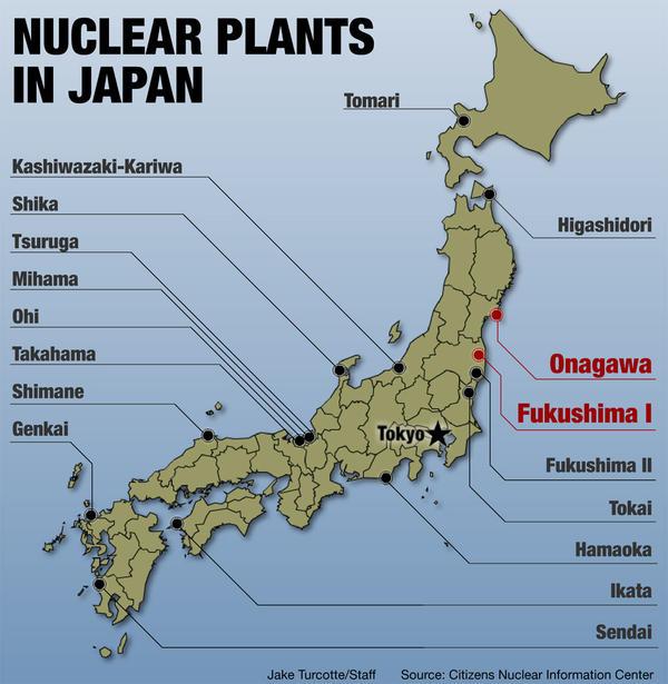 Osud jaderné energetiky v Japonsku závisí na postoji veřejnosti