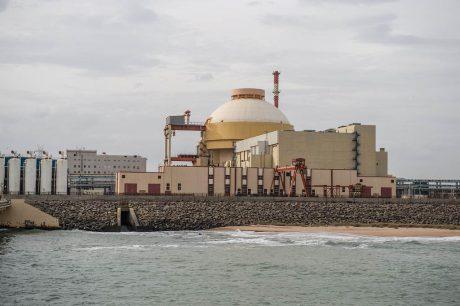 jaderná energie - Rusko předalo indické straně odpovědnost za první blok JE Kudankulam - Nové bloky ve světě (TSS 3647 1024) 1