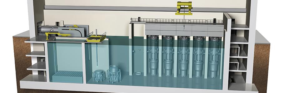 Americké regulační orgány otevřely diskuzi o nových havarijních plánech pro malé modulární reaktory