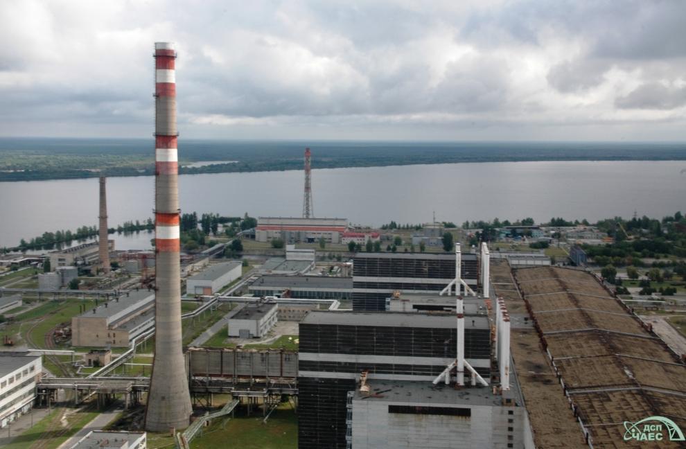 jaderná energie - Ukrajina vybuduje železniční trať, jež povede černobylskou zónou - Ve světě (phoca thumb l view) 1