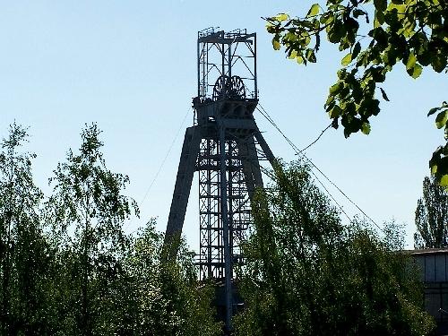 jaderná energie - V dole Rožná byl vytěžen poslední vůz uranové rudy - V Česku (user 67 geam10021 1 1) 2