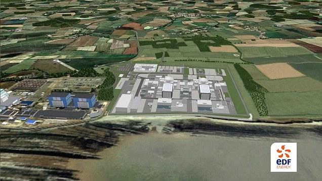 jaderná energie - Čínskou státní energetickou společnost znepokojuje brexit - Ve světě (video undefined 18E0ABA600000578) 2