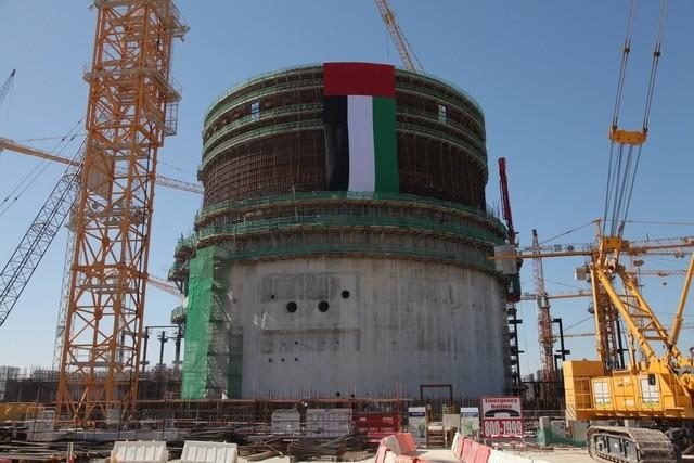 jaderná energie - Enec odkládá spuštění prvního bloku JE Barakah o jeden rok - Nové bloky ve světě (8461.Barakah NPP) 1