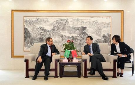 Čína a Saúdská Arábie zahájily studii proveditelnosti reaktoru HTGR