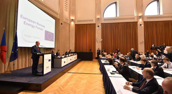 Deník: Bohuslav Sobotka: Bojujme jadernou energetikou proti klimatickým změnám