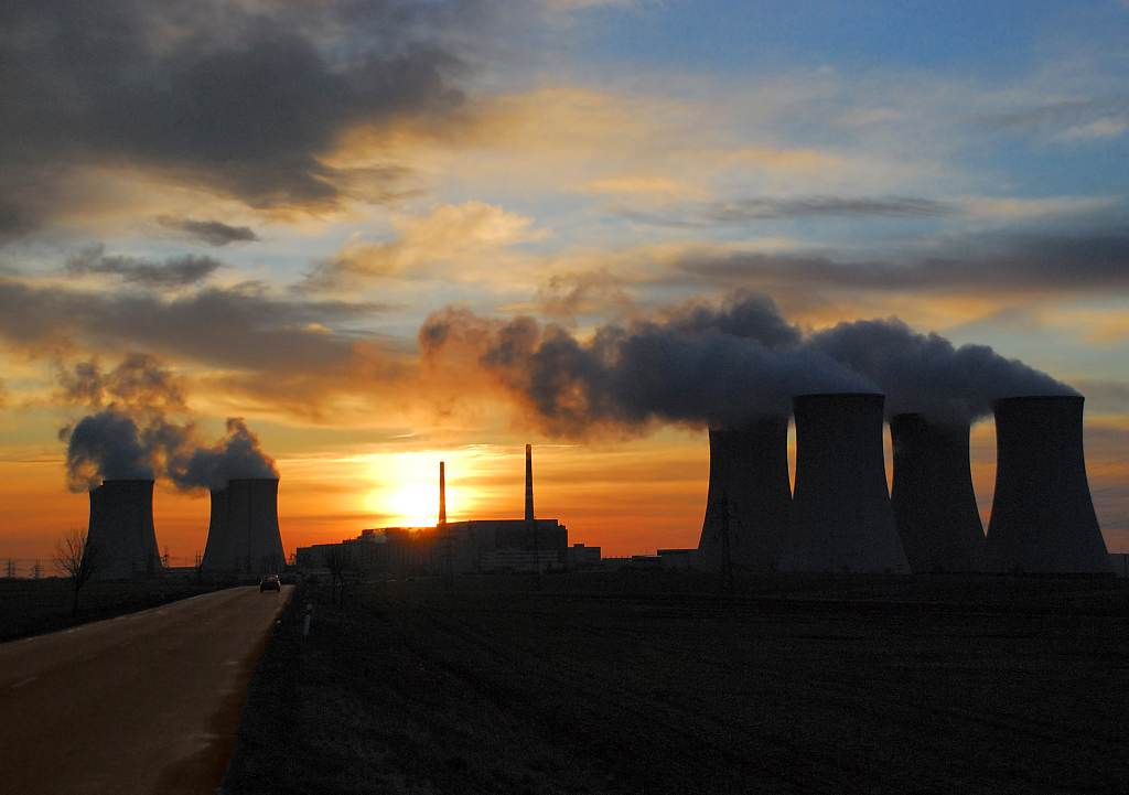 jaderná energie - E15: FORATOM: Jádro je nízkouhlíkový zdroj - Nové bloky v ČR (DSC 0001 Záře nad Jaderkou 1024) 3