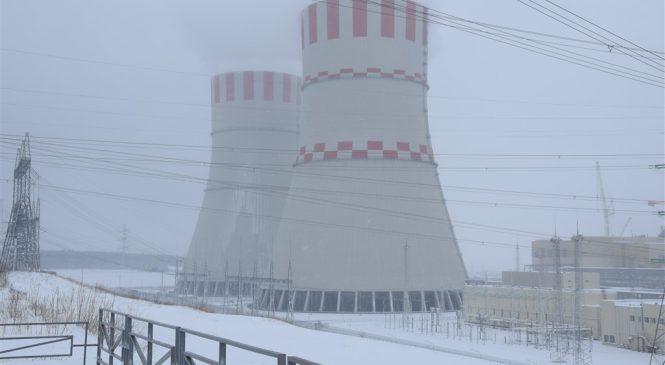 Novovoroněžská jaderná elektrárna fotografie z exkurze