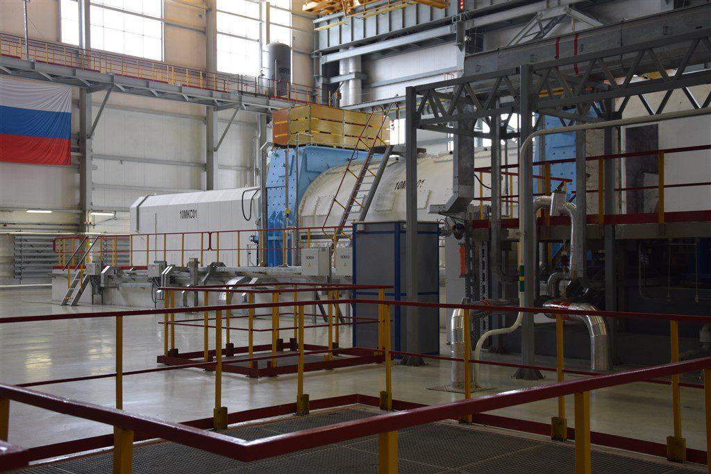 jaderná energie - Novovoroněžská JE, reportáž o exkurzi - Nové bloky ve světě (DSC 0324) 1