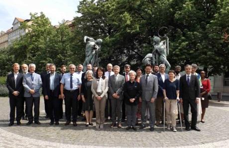 jaderná energie - Agentura MAAE zaznamenala zlepšení českého regulačního rámce - V Česku (IAEA IRRS misison to Czech Republic 460 SUJB) 2
