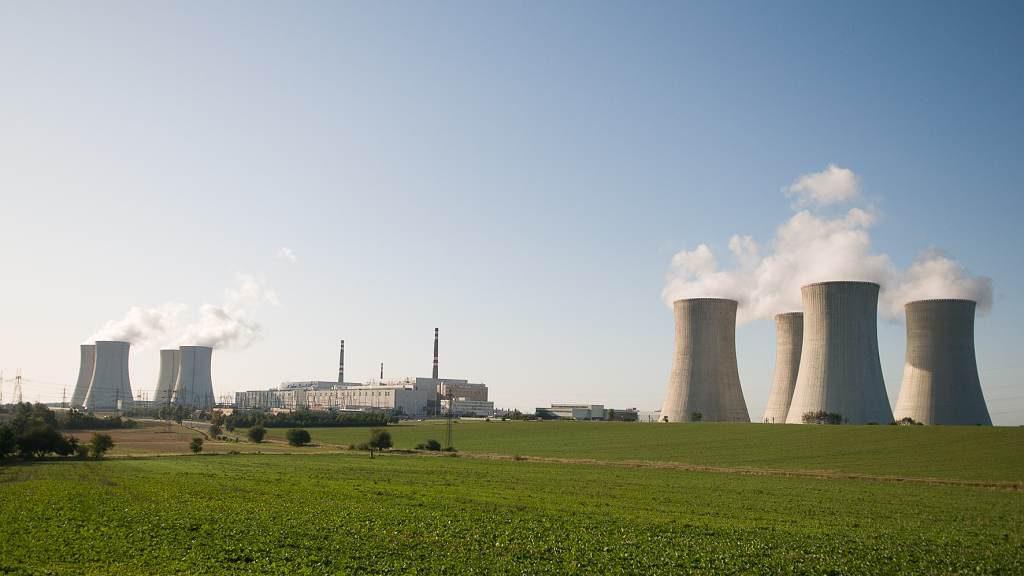 jaderná energie - V Dukovanech zprovozňují 1. blok, který byl odstaven 20. ledna - V Česku (JE Dukovany Zdroj archiv) 1