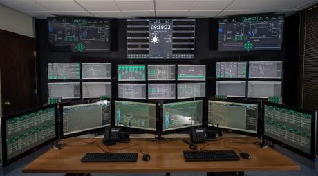 Společnost NuScale uvedla do provozu druhý simulátor malého modulárního reaktoru