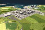 Britská veřejnost diskutuje o revidovaném návrhu JE Wylfa Newydd