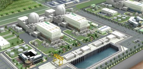 jaderná energie - Projektové práce na nových blocích JE Shin Hanul byly pozastaveny - Nové bloky ve světě (Shin Hanul 3 and 4 460 KHNP) 1
