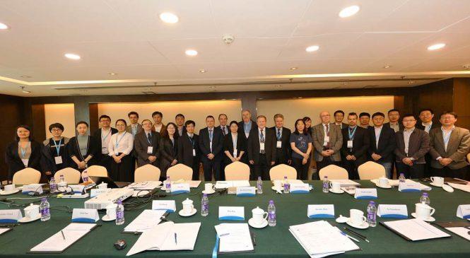 ÚJV Řež se aktivně podílela na projektu EU pro čínské jaderné instituce