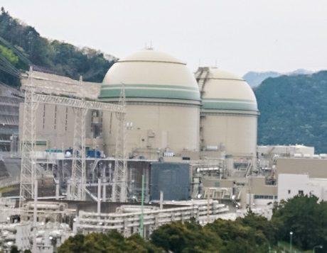 jaderná energie - Po zrušení soudního příkazu byly restartovány reaktory JE Takahama - Ve světě (Takahama units 3 and 4 460 Kansai) 1