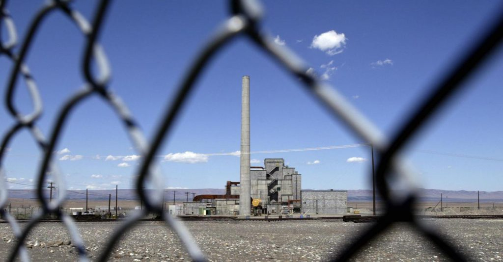 jaderná energie - Propad tunelu v jaderné lokalitě Hanford - Ve světě (gettyimages 53180697) 1