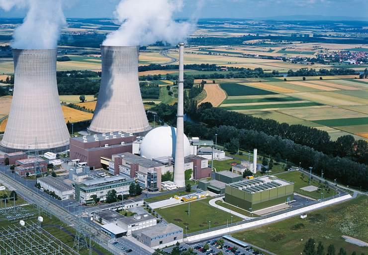 jaderná energie - Euro: Nostalgie po atomu: německé jádro bylo nejlepší, říká šéf odstavené elektrárny - Životní prostředí (kkg grafenrheinfeld atw2009 740) 1