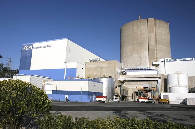 jaderná energie - KHNP uspořádala česko-korejské dodavatelské fórum - Nové bloky v ČR (kori unit1 1 740) 2