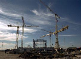 Před 30 lety začala vČSSR výstavba jaderné elektrárny Temelín
