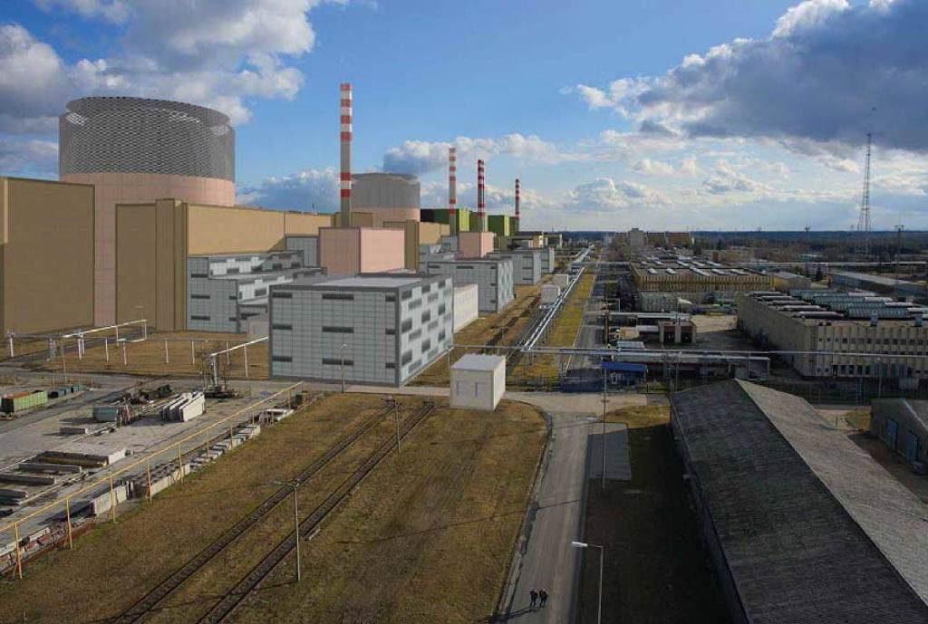 jaderná energie - Euro: Maďaři staví dva ruské reaktory 250 km od Vídně. Rakousko chystá žalobu - Nové bloky ve světě (paks ii 1024) 1