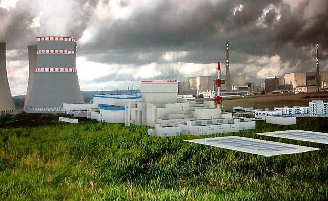 jaderná energie - Svět průmyslu: V roce 2035 budou vedle sebe v Dukovanech stát dvě jaderné elektrárny - Nové bloky v ČR (rosatom dukovany dotyk 640 1) 1