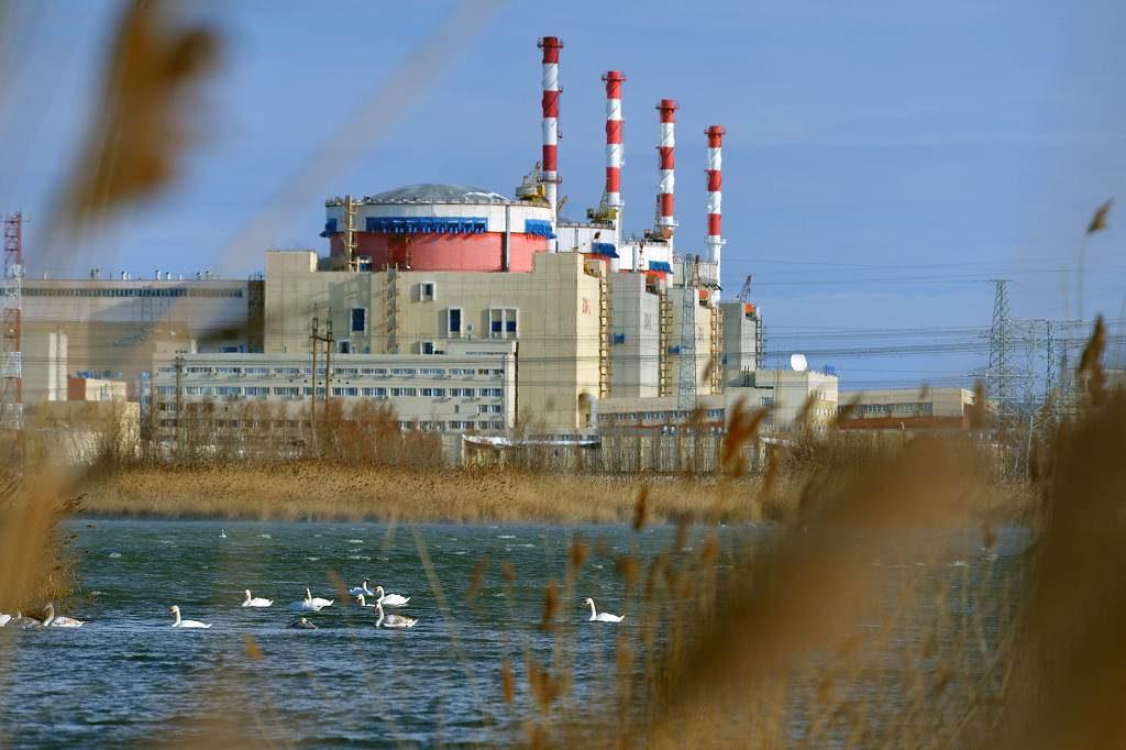 jaderná energie - Rostovská JE se chystá ke spuštění, do reaktoru byly zavezeny imitátory paliva - Nové bloky ve světě (rostovska 1024) 1