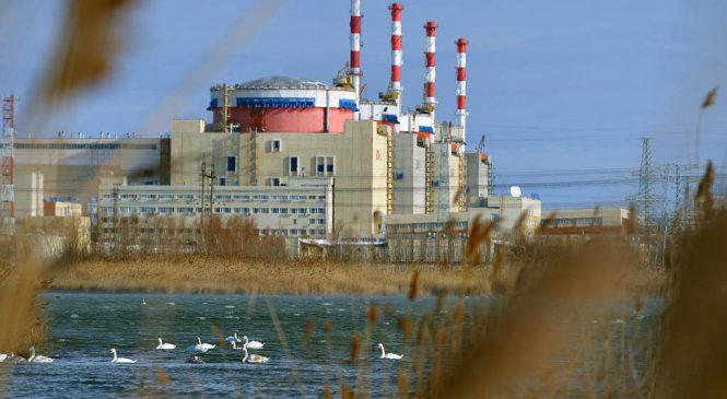 Rostovská JE se chystá ke spuštění, do reaktoru byly zavezeny imitátory paliva