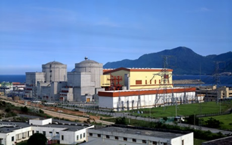 jaderná energie - Agentura MAAE radí ohledně udržování odbornosti na čínské JE Ta-ja Bay - Ve světě (Daya Bay NPP 460 CLP) 2