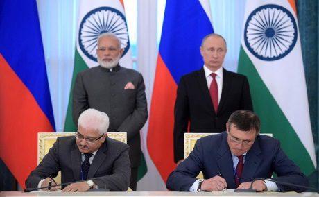 jaderná energie - Rusko a Indie plánují pátý a šestý blok JE Kudankulam - Nové bloky ve světě (India Russia June 2017 460 Rosatom) 1