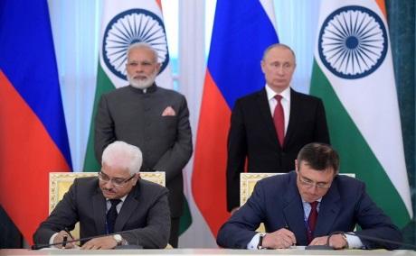 jaderná energie - Rusko a Indie plánují pátý a šestý blok JE Kudankulam - Nové bloky ve světě (India Russia June 2017 460 Rosatom) 2