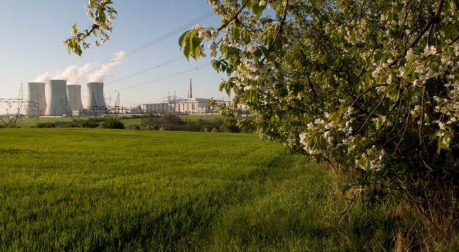 Hospodářský výbor chce po vládě rozhodnutí o novém bloku Dukovan