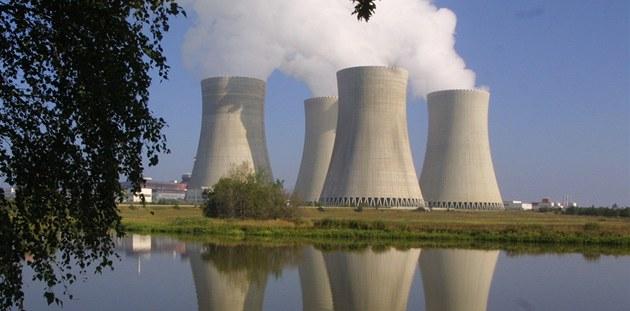 Temelín opravil za 235 milionů potrubí, jímž bere vodu z Vltavy