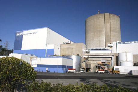 jaderná energie - Nejstarší korejský reaktor bude již brzy vyřazen z provozu - Back-end (Kori unit 1 460 KHNP) 1