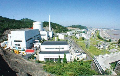 jaderná energie - Čínské bloky se připravují na prodloužený provoz - Ve světě (Qinshan 1 460 CNNC) 1