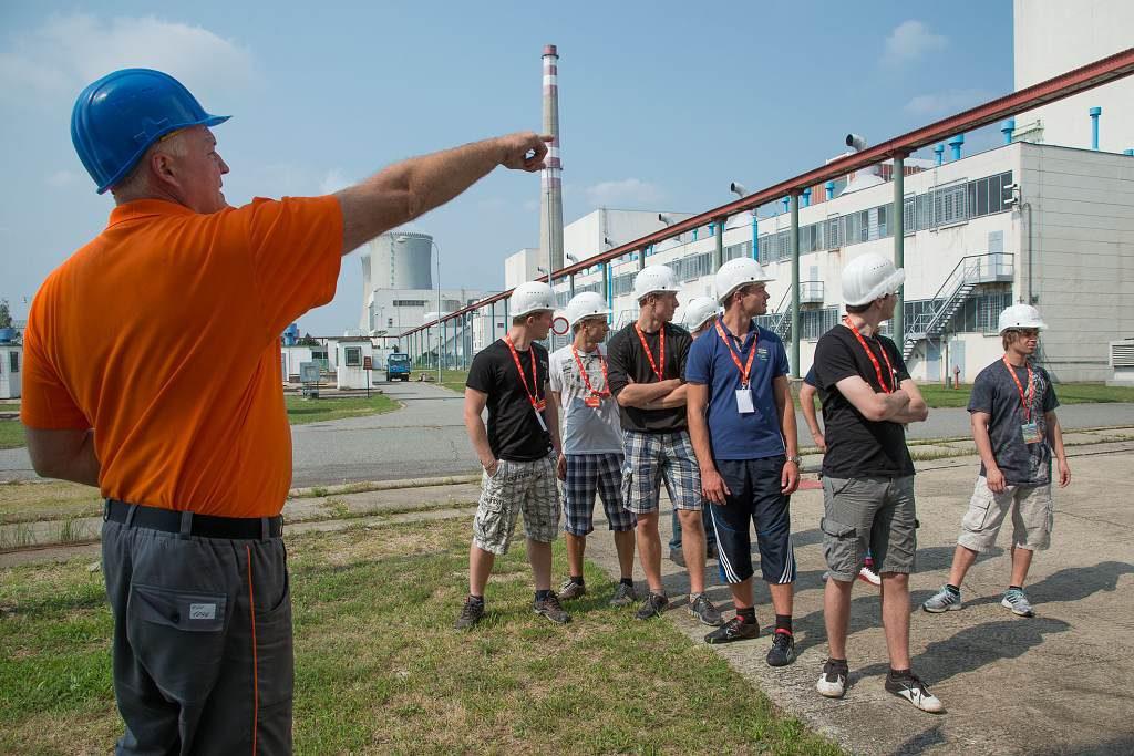 jaderná energie - Jaderná elektrárna Dukovany opět otevře na 24 hodin své brány návštěvníkům - V Česku (S12 6342 1024) 1